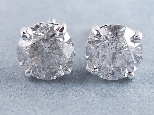 34 best images about Diamond Earrings on Pinterest