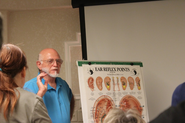 Ear Reflexology with body reflexes, 10 Master Points, and hundreds of fascinating Functional Points. www.AmericanAcademyofReflexology.com