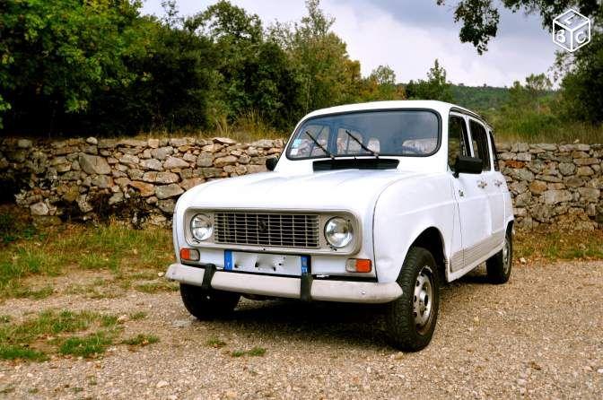 Renault 4l 92 000 Km Très Bon Etat