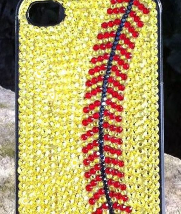 Softball case ~ Softball! ✌❤⚾