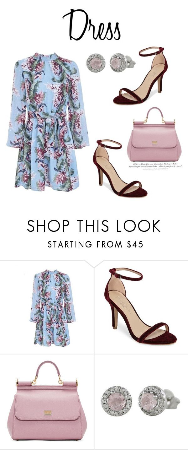 """777"" by meldiana ❤ liked on Polyvore featuring Pink Paradox London, Dolce&Gabbana, NOVICA and H&M"