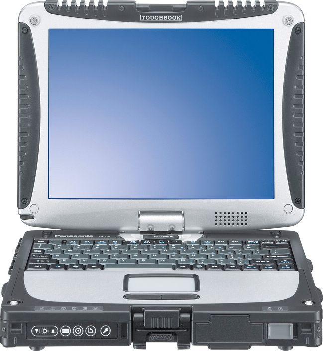 Panasonic Toughbook CF-19  - DigitalPC.pl - http://digitalpc.pl/opinie-i-cena/notebooki/panasonic-toughbook-cf-19/