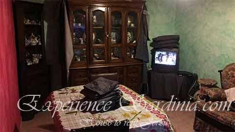 living room in a cheap #sardinia #vacation #rental #holidayaccommodationinsardinia
