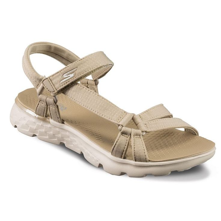 Skechers On-The-GO 400 Radiance Women's Sandals, White Oth