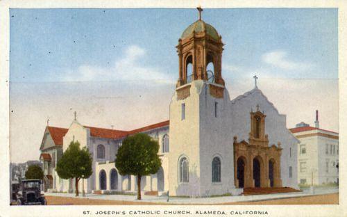 St. Joesph's Catholic Church, Alameda, California