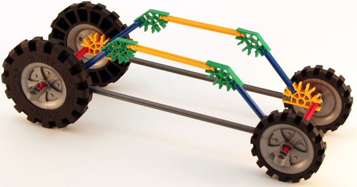 K'NEX User Group - Moving models