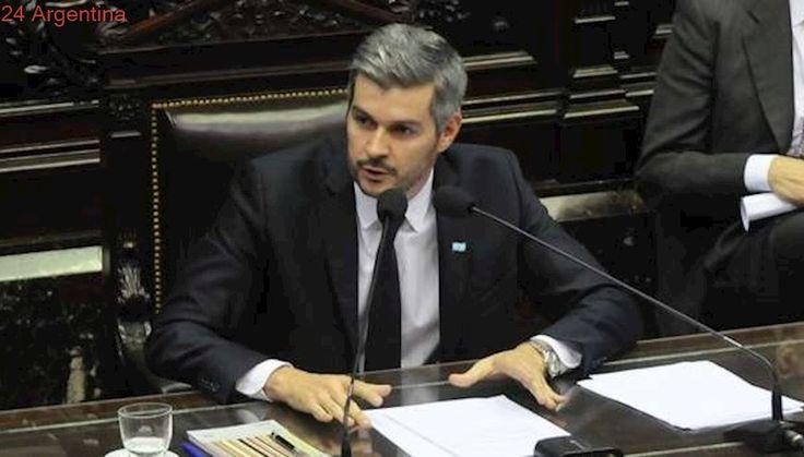 Marcos Peña en Diputados: el minuto a minuto de su informe en el Congreso
