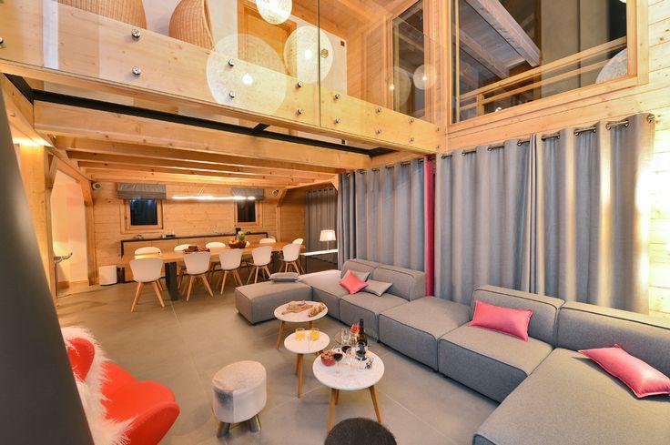 constructeur grosset janin haute savoie cr dit photos jp noisillier photos d. Black Bedroom Furniture Sets. Home Design Ideas
