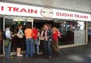 Sushi Train, Bondi Junction Sydney NSW
