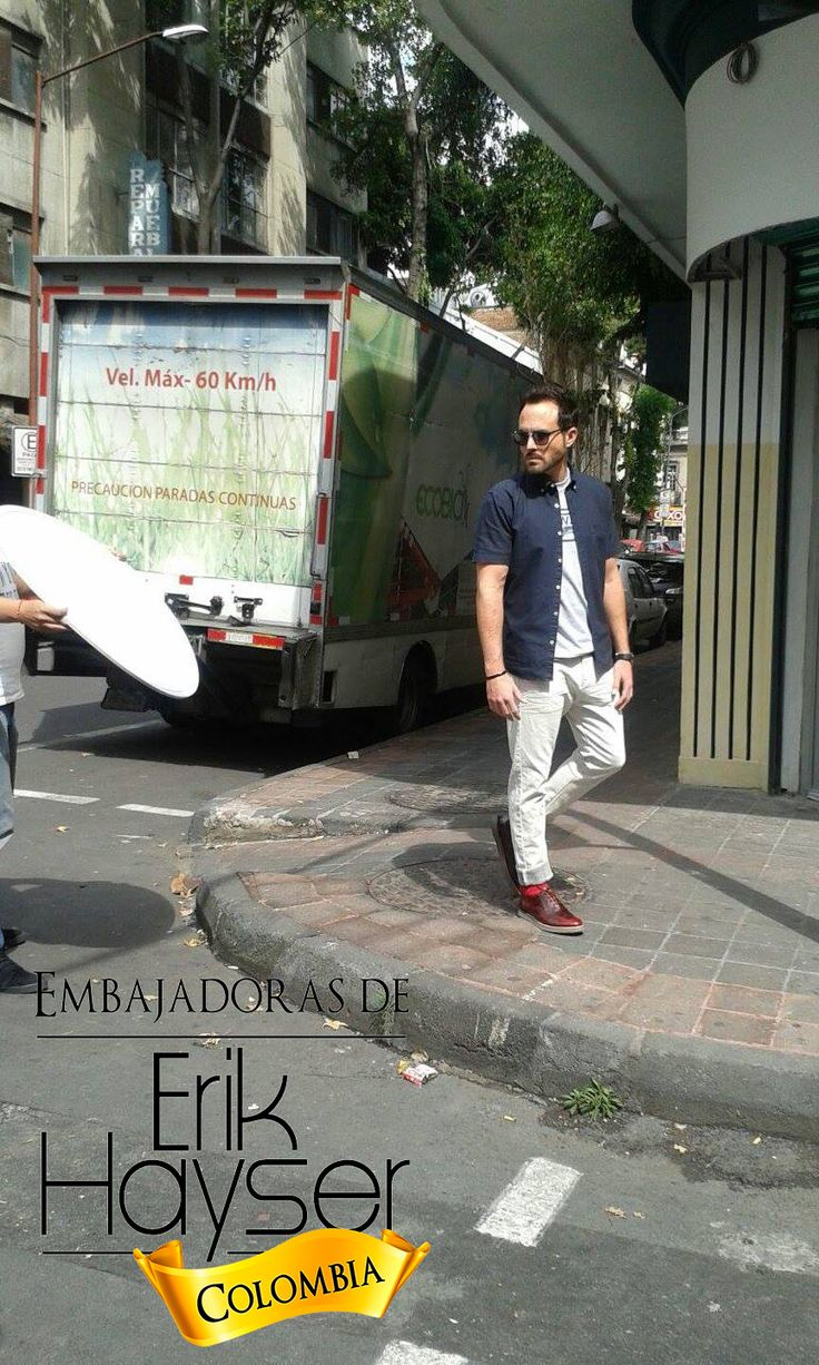 #CaminosDeGuanajuato #ErikHayser