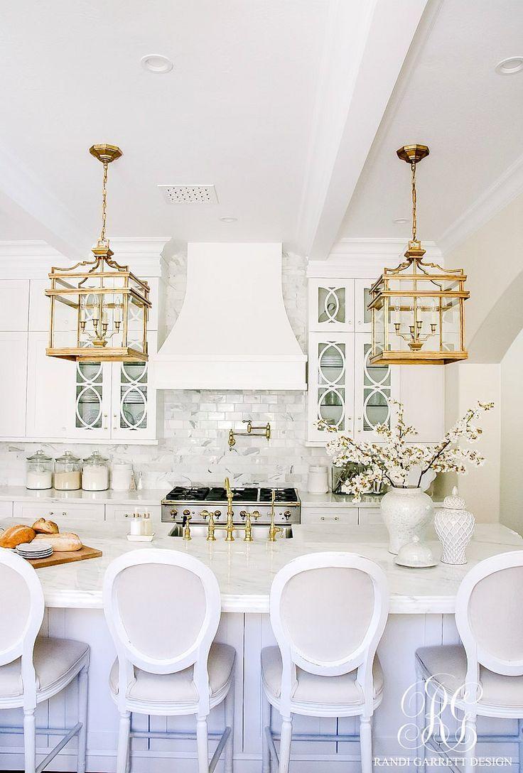 Elegant White Kitchen Reveal
