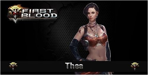 firstbloodshop - Karakterler