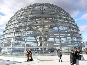 ドイツ連邦議会新議事堂 ライヒスターク-ノーマン・フォスター The New German Parliament, Reichstag-Norman Foster