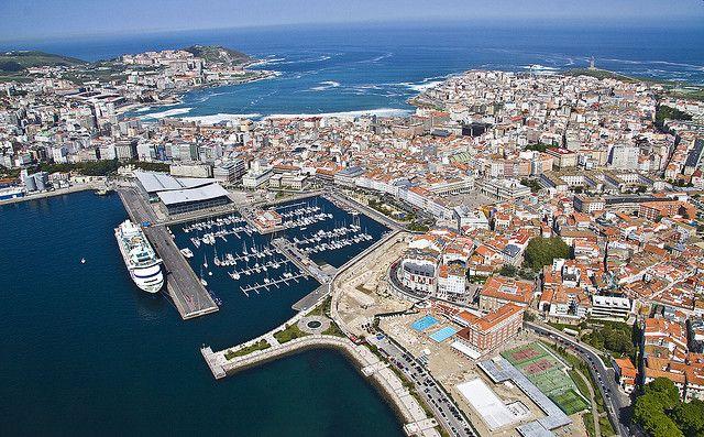 A Coruña by María Álvarez Sanmartín