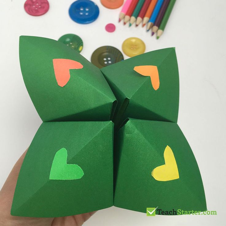 Kindness Chatterbox Activity