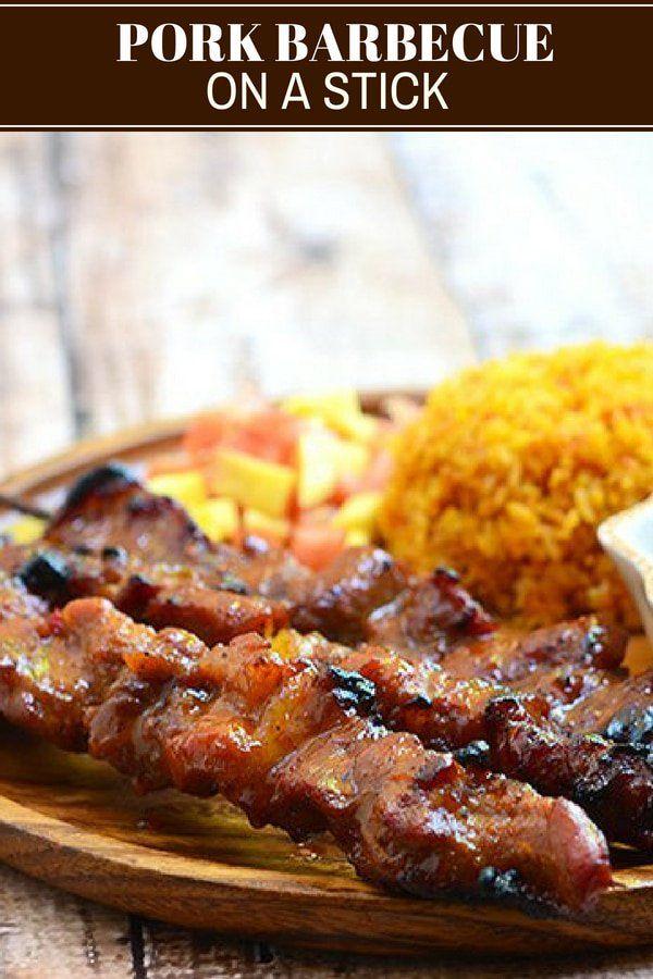 Filipino Pork Barbecue | Recipe | Kawaling Pinoy Recipes | Filipino