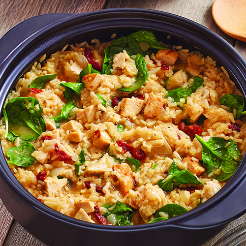 Easy No-Stir Risotto - The Pampered Chef®