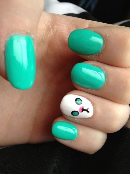 Best 25+ Cat nail designs ideas on Pinterest | Cat nails ...