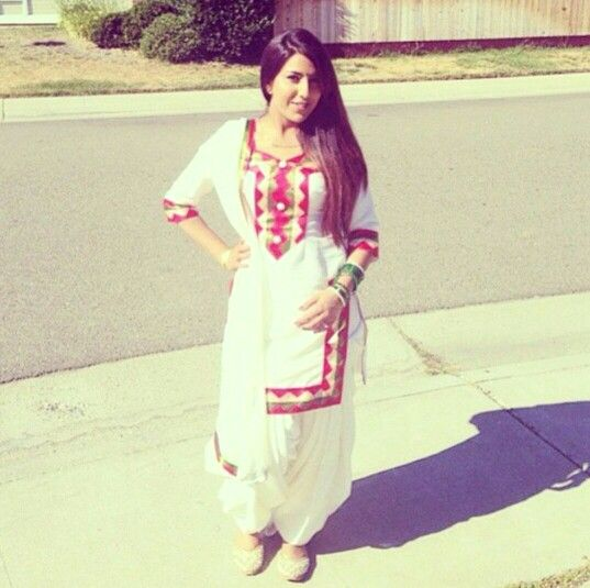 White Punjabi Suit - salwar suit - whatsapp +917696747289 www.facebook.com/punjabisboutique @nivetas @nivetas @nivetas