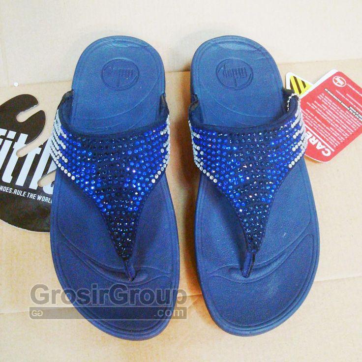 Sandal Fitflop Rockit Gradasi Blue. IDR.195.000 only. #fitflop #fitfloprockit #rockitgradasi #sandalwanita #sandalfitflop #sandal #wanita #sepatu&sandal #grosirgroup