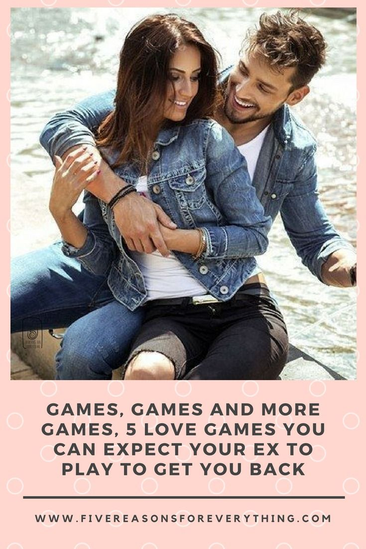 Games, Games and more Games, 5 love games you can expect