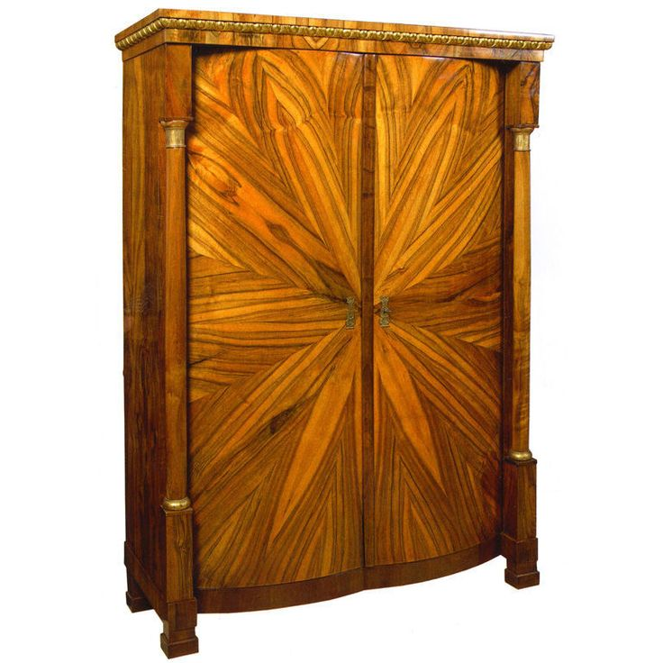 Biedermeier Armoire | From A Unique Collection Of Antique And Modern  Wardrobes And Armoires At Http