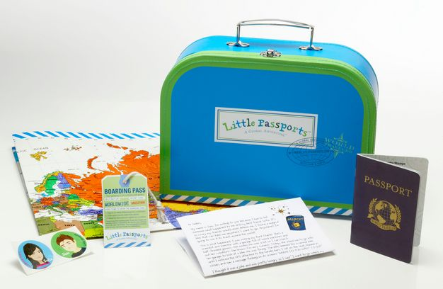 New Little Passports Coupon Code - 40% Off Your First Box!