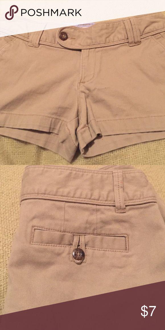 Tan Red Camel Shorts Plain tan shorts. Red Camel Shorts