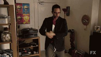 You've got wicked awesome dance moves.   Community Post: 26 Reasons You Are Rodney Ruxin