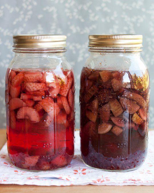 Fruit-Flavored Vodkas