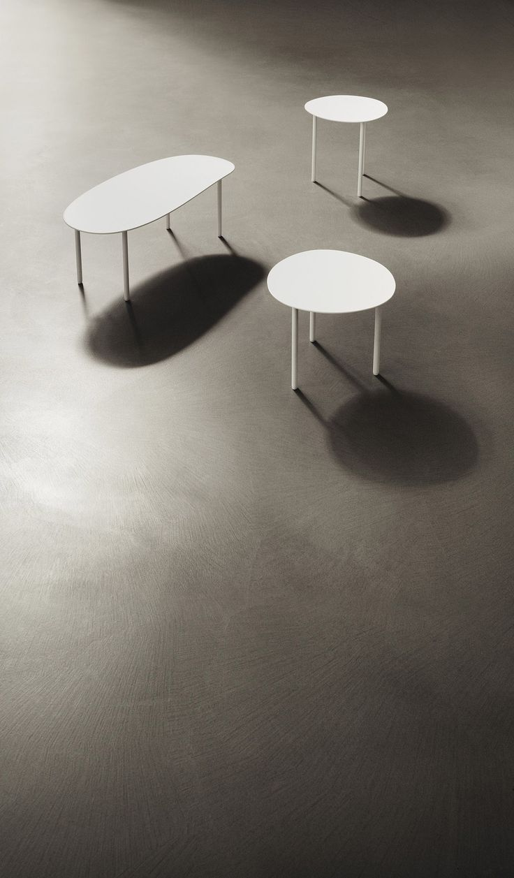 Kerakoll Design House : Set Design 2 | SOL: CEMENTORESINA Résine aspect béton / couleur WR05