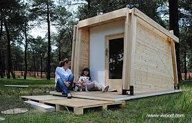 construccion de cabañas economicas - Buscar con Google