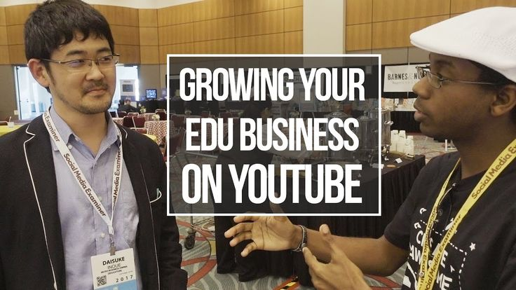 How to Build an Education Business on YouTube While at Social Media Marketing World I spoke with Daisuke who has a YouTube Education Channel Teaching English about how he could grow a business on YouTube and also use it for marketing courses outside of YouTube and Build an Online Education Business that is sustainable and offers Online Courses Products and Live Training.  Daisuke is Japanese and Teaches English to others in his country or who have immigrated here. Currently he does this…
