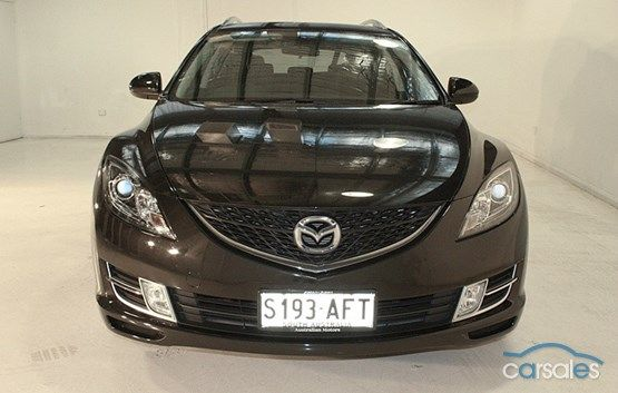 2009 Mazda 6 GH Series 1 Classic MY09 Sports Automatic