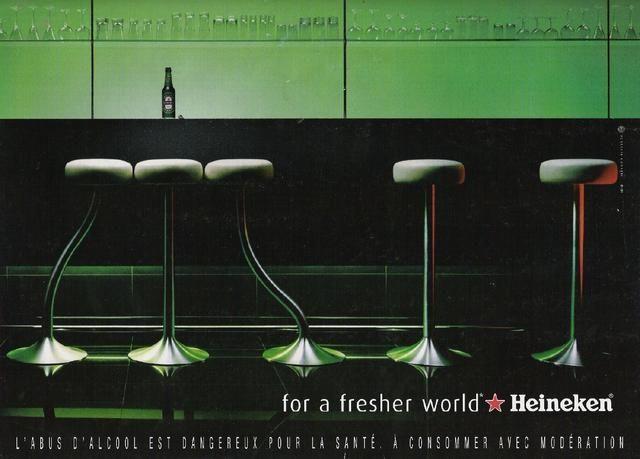 Heineken - For a fresher world #Advert