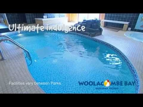 Swimming pools & spa in Devon, from Woolacombe Bay Holiday Parks
