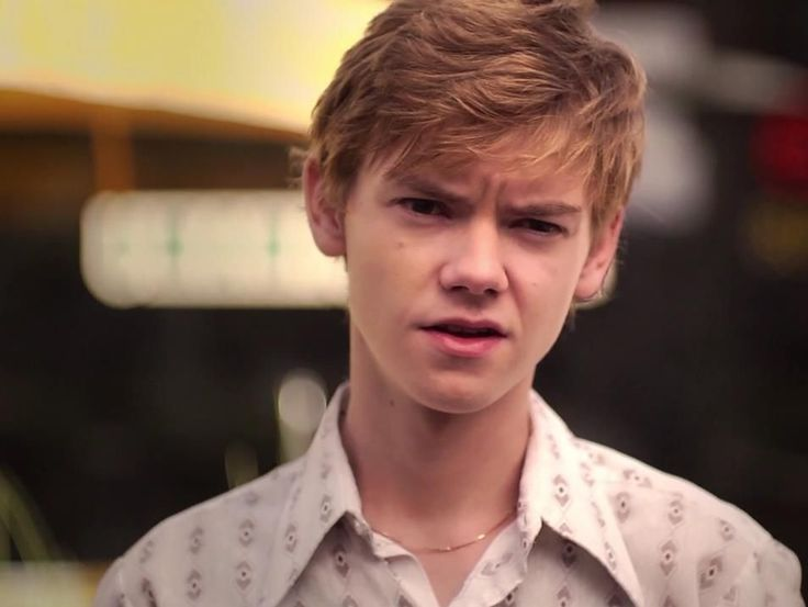 Thomas-Brodie Sangster in My Left Hand Man (2011).