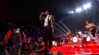 Super Bowl 48 Bruno Mars-Full Performance Halftime Show HD - YouTube