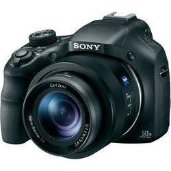 Sony DSC-HX400VB Digitale camera 20.4 Mpix Zwart