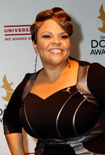 Tamela Mann Photos Photos Arrivals At The Gma Dove Awards