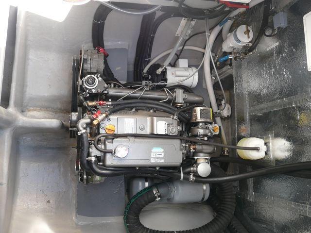 Starboard Engine Room - 75 Hp fresh water cooled, YANMAR turbo