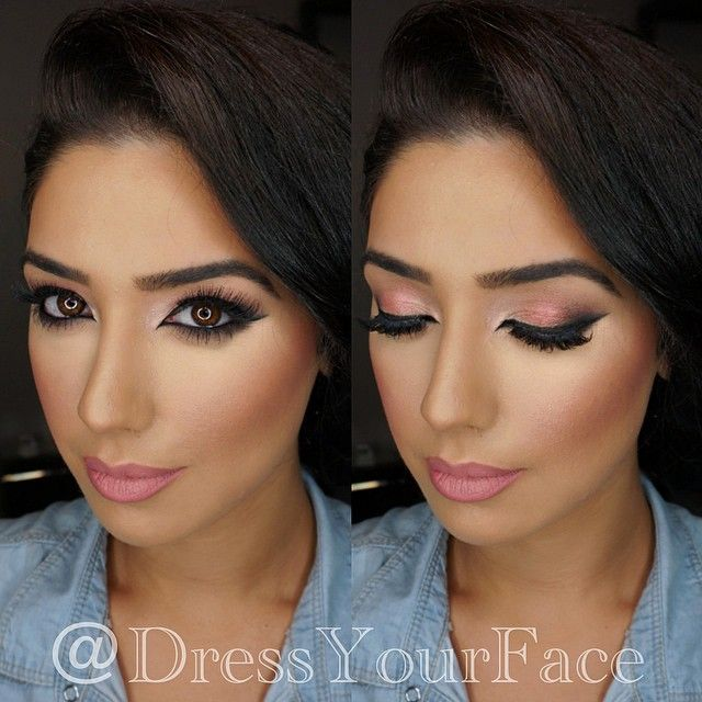Wedding Guest Makeup Inspo