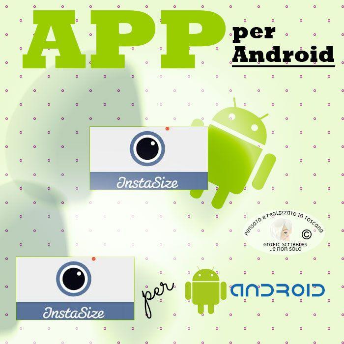 InstaSize adattare le dimensioni per instagram e applicare filtri ed altre amenità http://graficscribbles.blogspot.it/2016/04/instasize-applicazione-android-instagram.html #AndroidApp #app #instagram