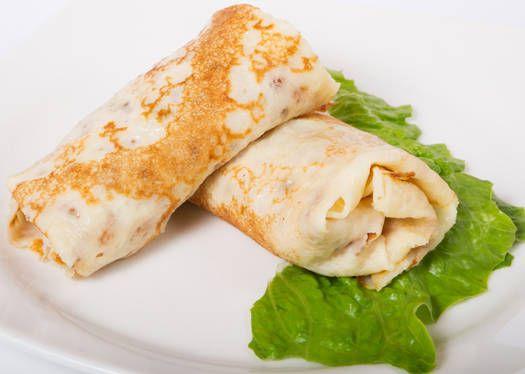 Relleno para crepes: Lechuga con mayonesa y mostaza - Recetas - Estampas- Nury Gomez http://www.estampas.com/cocina-y-sabor/recetas/160327/relleno-para-crepes-lechuga-con-mayonesa-y-mostaza