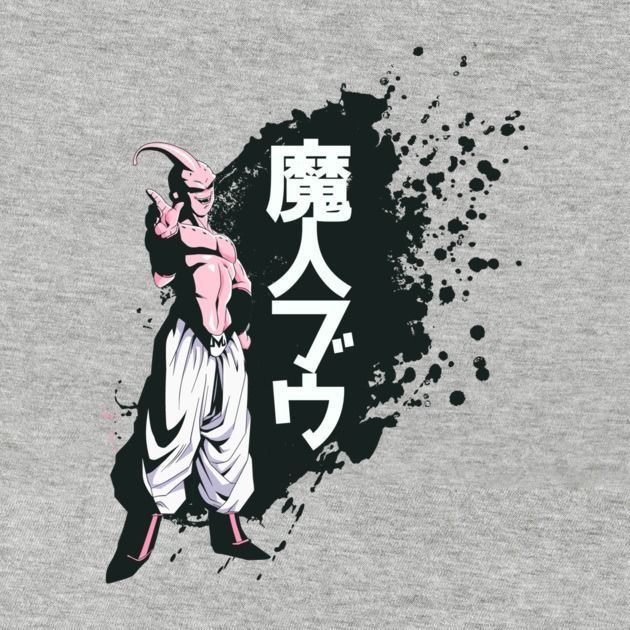 THE PINK TERROR T-Shirt - Dragon Ball T-Shirt is $12.99 today at Pop Up Tee!