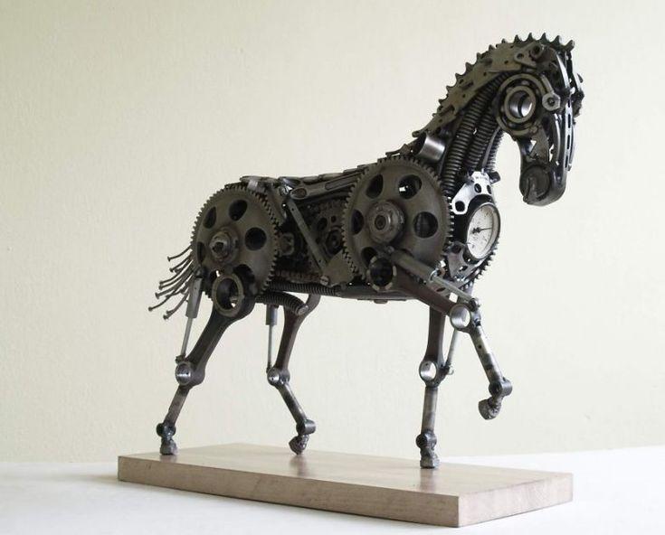 картинки лошадь железная сейчас производит