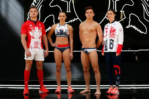 Team GB unveil kit for 2016 Olympics and Paralympics after two ...
