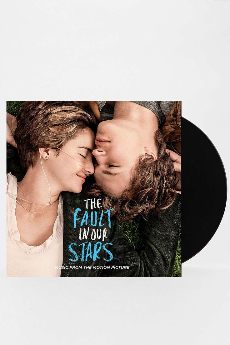 Various Artists - The Fault In Our Stars Soundtrack LP Urban Outfitters - ($25)