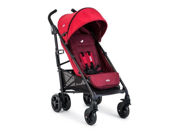 Joie Brisk Stroller in Cherry