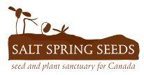 Heritage and Heirloom Organic Seed Catalog : Salt Spring Seeds